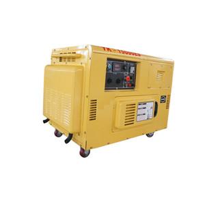 Low Fuel Consumption Mini Engine 10000 Watt Silent Diesel Generator For  Small Boat Use Price