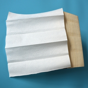 Other Sanitary paper 2ply 20*25.5cm compact cleaning wipe paper towel