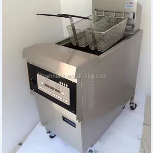 Factory direct Commercial Industrial Electric/Gas Deep Fryer temperature control pressure deep fryer for Restaurant