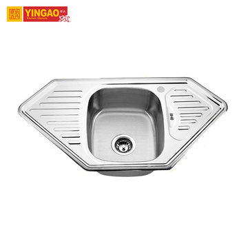 cheap price wash sink stainless steel mini single bowl kitchen sink