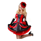 Sexy spanish dancer halloween gypsy costume