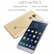 new LeEco Pro 3 Letv Le Pro 3 Snapdragon 821 Quad Core 5.5 inch 4GB+64GB Latest 5g mobile phone