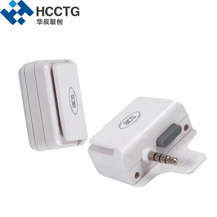 ACS Mini Del Telefono Mobile swipe Lettore di Smart Card ACR31