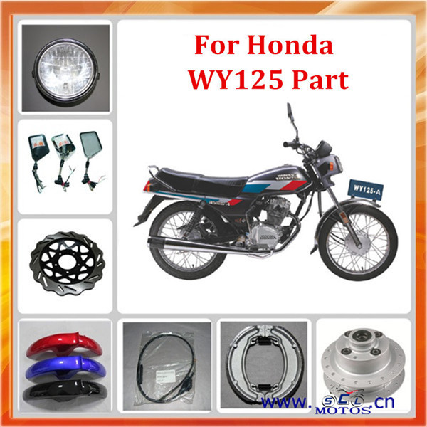 Scl-2013080368 Magnetic Coil For Honda Motorcycle 125cc Parts ...