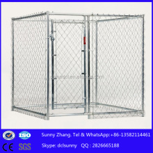 chain link large dog kennel/dog run/dog cage