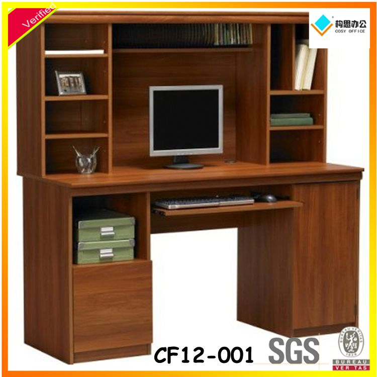 Beau Factory Price Wooden Computer Shelf Long Study Computer Desk Simple  Computer Table Design   Buy Simple Computer Table Design,Wooden Computer  Shelf,Long ...