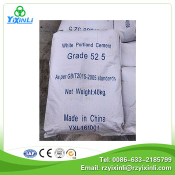 White Cement Tile Adhesive Paint