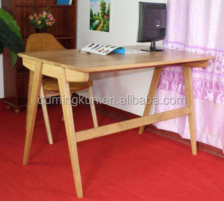 writing desk in solid wood