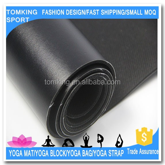 Rubber PU yoga mat eco friendly fitness exercise yoga mat baby play yoga mat