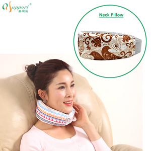 Cervical protection latex far infrared car neck pillow