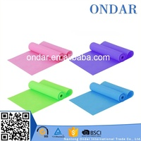 Ondar hot sale gym training portable colorful fitness bands