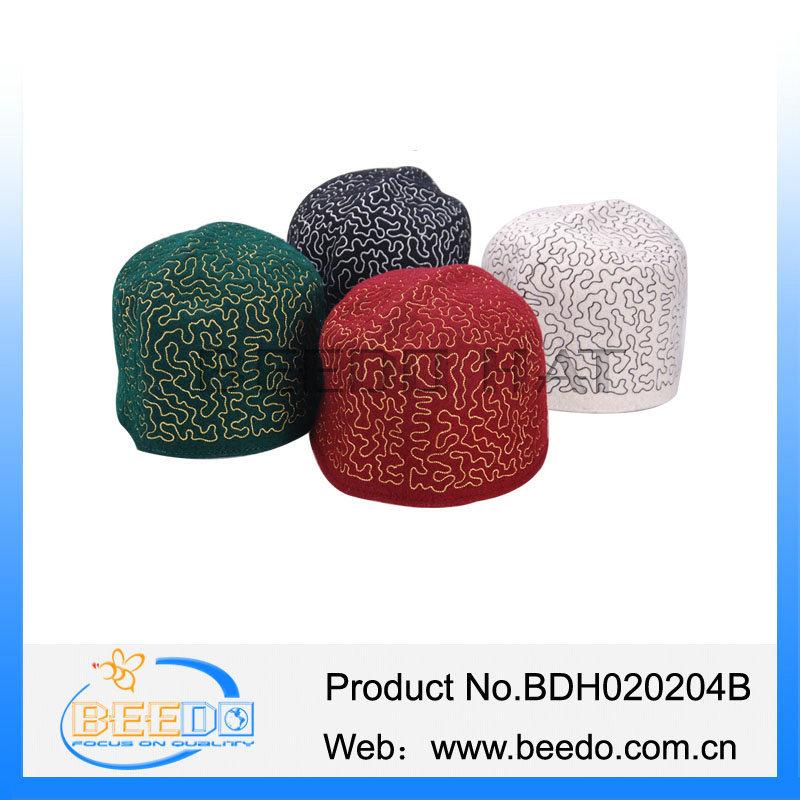Catálogo de fabricantes de Sombrero Musulmán Kufi de alta calidad y ...