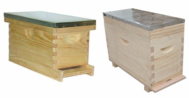 beekeeping wood plastic bee queen mating bee box  nuc box  nuc box bee queen mating