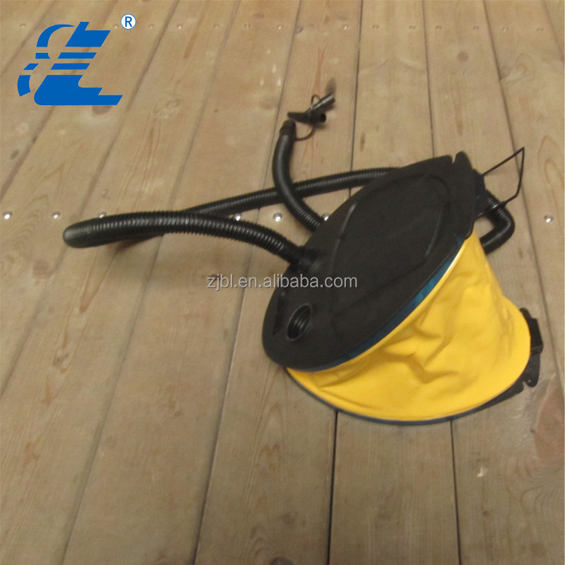 High quality 3L 5L inflatable foot pump