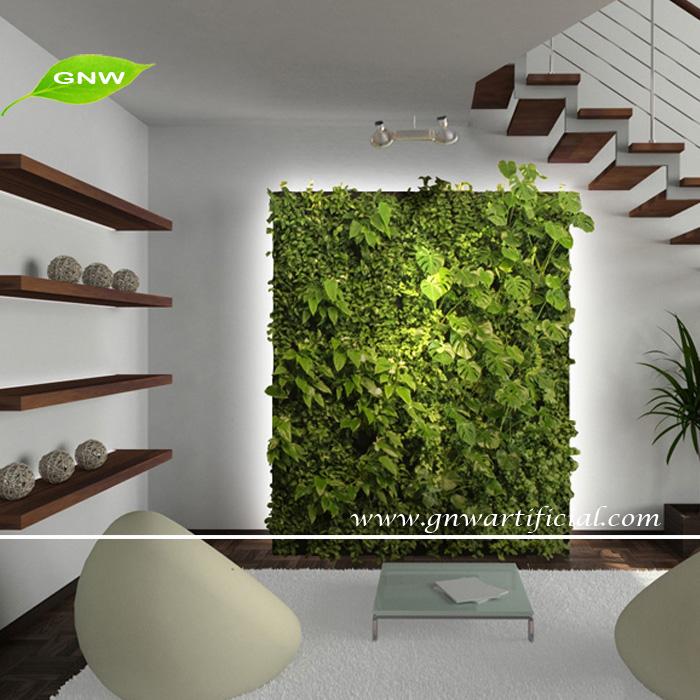 gnw glw016 vertikalen garten gr ne wand fake plastic pflanzen w nde innen und au enspielplatz. Black Bedroom Furniture Sets. Home Design Ideas