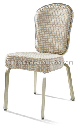 Flexible Back Stackable Event Chair QL3101