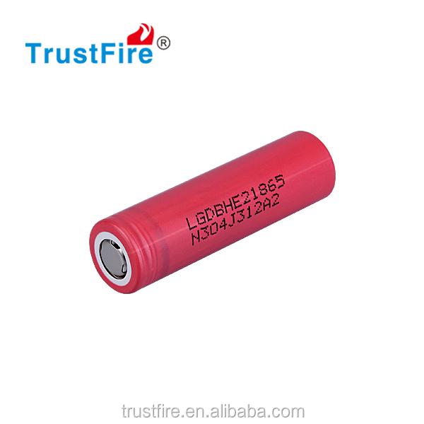 Trustfire Brand Battery Cells 21865 Battery 2500mah 30a 3.7v Without Pcb  Red - Buy 21865 Battery,21865 Battery,21865 Battery Product on Alibaba.com
