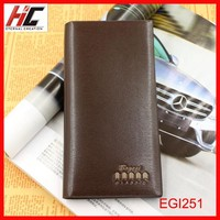 2014 classic leather wallets for men personalized many card slots direct buy china
