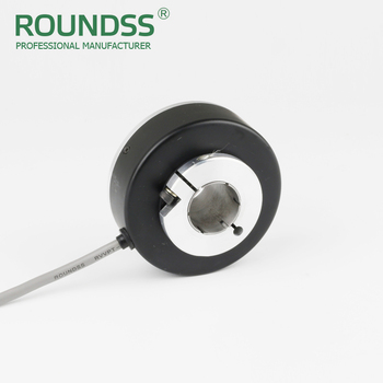Roundss Rotary Elevator Hollow Shaft Torque Thyssenkrupp Elevator Parts  Elevator Encoder - Buy Rotary Encoder,Hollow Shaft,Elevator Sensor Product  on