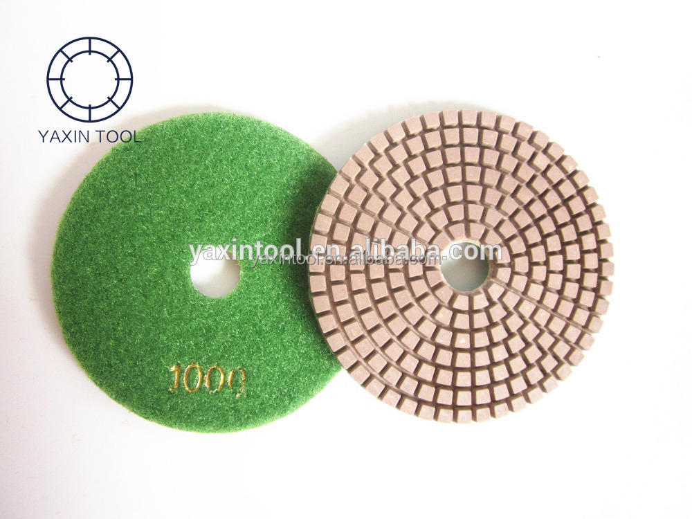 Hizar floor long polishing life pad