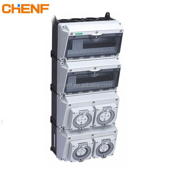 Malaysia And New Zealand Outdoor Electrical Ip65 Cable Panel Distribution Board Box For Plug