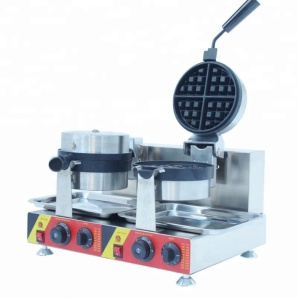 Waffle Cone Maker/Waffle Biscuit Baking Machine/American Cookies Making Machine