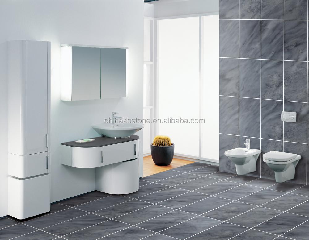 Marmer Tegels Badkamer : Itaty grijze marmeren tegels voor de badkamer muur of vloer grijs
