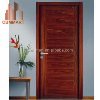 Residential Wood Panel Door Interior Wood Door Design Buy Wood