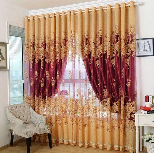 Hotel blackout curtain electric curtain window shade for for Hotel drapes for sale