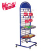 Giantmay Professional Candy Bar Stand Rack Wire Display
