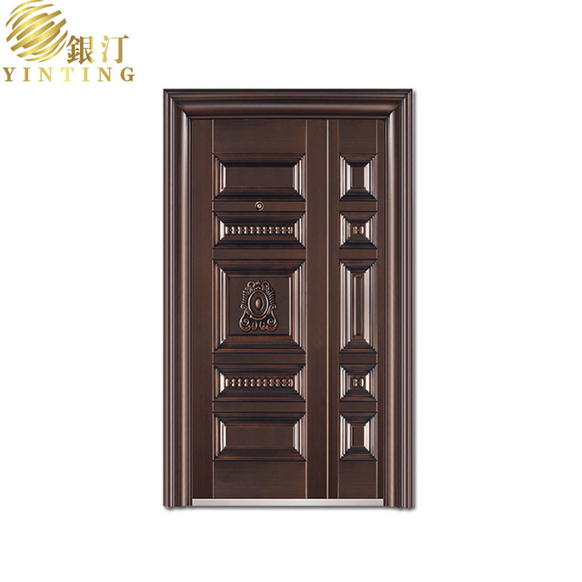 Stainless Steel Antique Design Home Decorative Entry Metal Door - Buy Cheap China Decoration Antique Doors Products, Find China