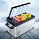 CeeinAuto Big Capacity Cooler In-Car Refrigerator Bluetooth APP Car Fridge DC12V/24V Camping Freezer 12v cooler fridge