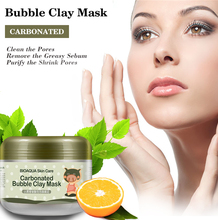 100g Deep Cleansing Milky Piggy Carbonated Bubble Clay Mask