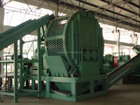High quality waste truck Tire recycling plant/Tire recycling/Tyre plant