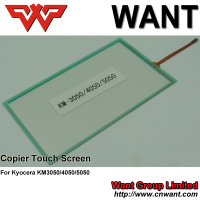 compatible KM4050 KM3050 KM5050 copier touch screen for Kyocera ,copier parts for Kyocera copier machine