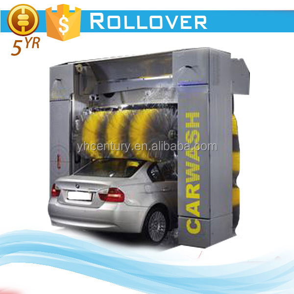 FD rollover car wash supplies wholesale FD03L - 2AL automatic rollover car washing machine