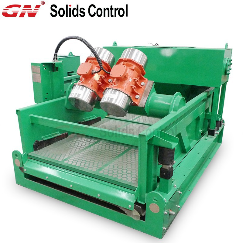 Chinese Drilling Mud Shale Shaker HDD/CMB/Construction Solids Control Shale Shaker
