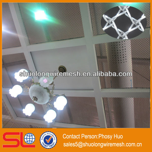 Popular!!Ceiling decoration,ceiling hanging wire,metal ceiling