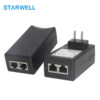 IEEE802.3 at standard 15.4W 48V poe adapter with UL CE FCC RCM approval