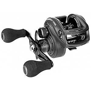 "Lew's Fishing SDW2H Lews Fishing, Superduty Wide Speed Spool Casting Reel, 6.4: 1 Gear Ratio, 11 Bearings, 28"" Retrieve Rate, 14 lb Max Drag, Right Hand"