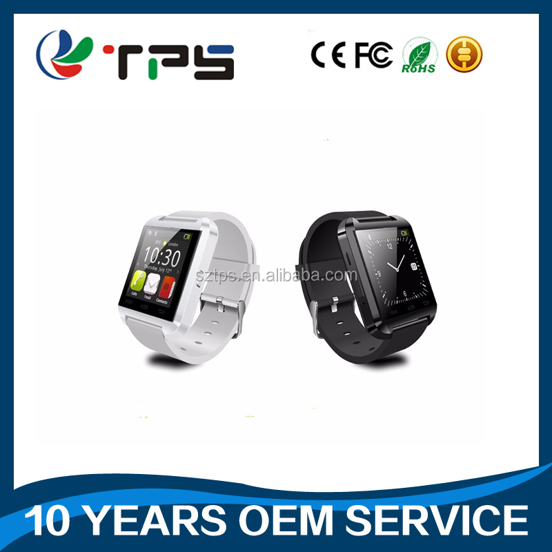 Smart Ring Consumer Electronics Mobile Phone & Accessories Mobile Phones Mobile Phones Gsm Smart Watch U8 Free Samples