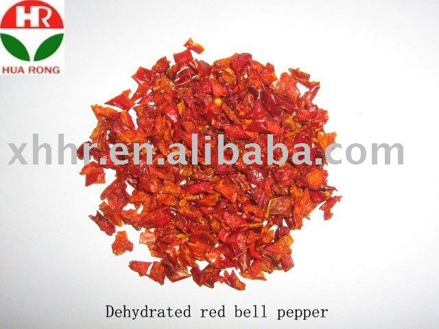 Dehydrated Red Bell Pepper Flake