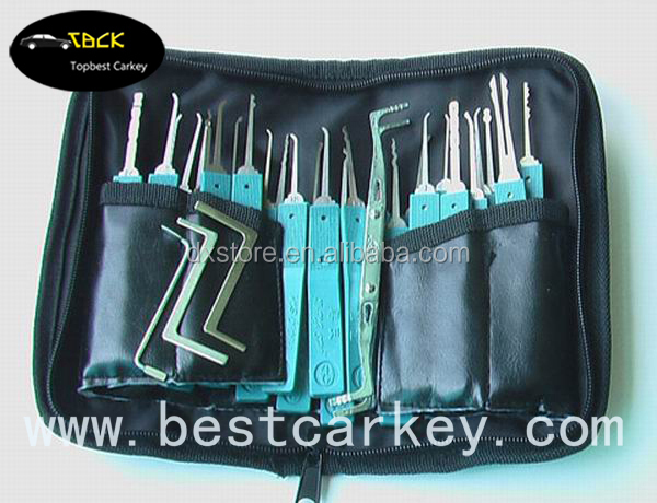 Free inspection car key locksmith tools for Lock picking set