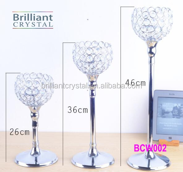 Crystal Ball Candle Holder With Stand Metal Candelabra Centerpieces For Table Weddings Buy Candle Holders For Weddings Crystal Candelabra Wedding Centeroice Crystal Candle Stand For Wedding Table Product On Alibaba Com