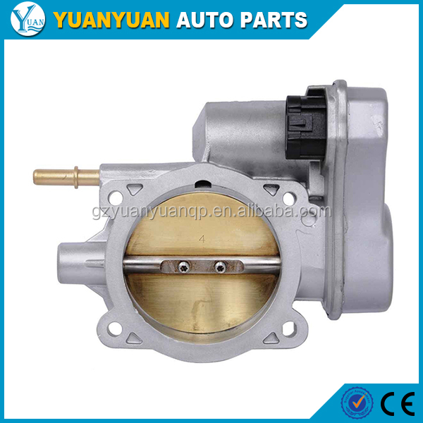 car parts accessories 12568580 throttle body for chevrolet trailblazer 2005