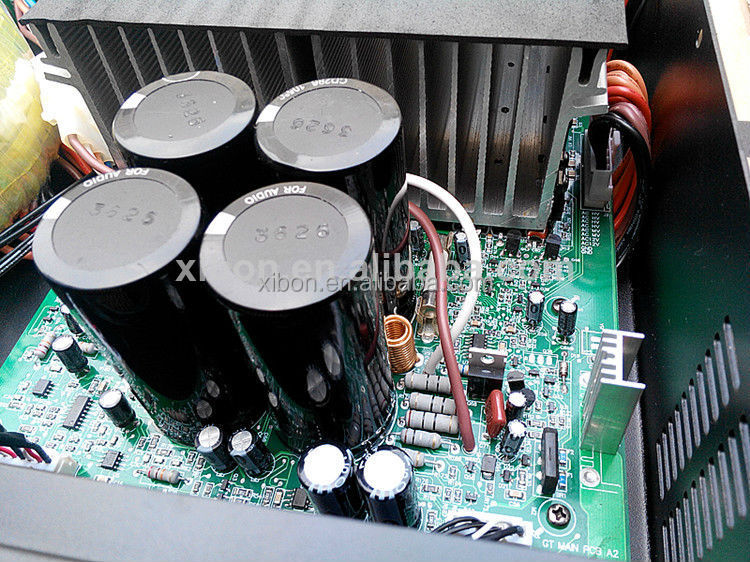 150w Home Tube Audio Amplifier Kits Usb Sd Mp3 Aluminium Panel ...