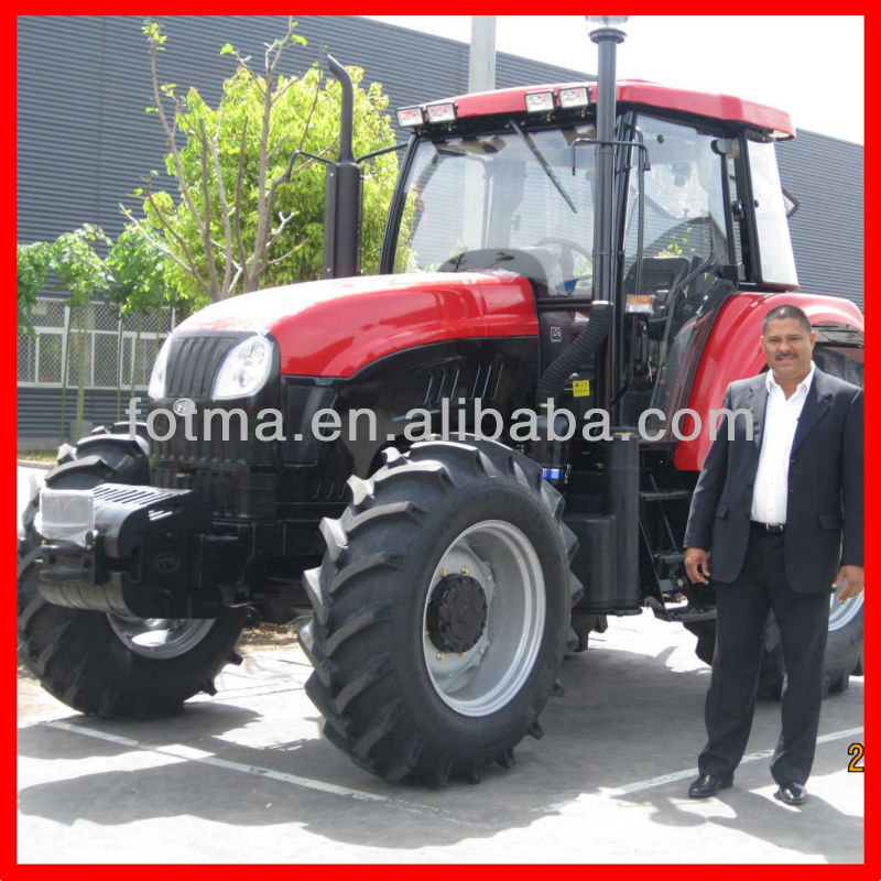 hot sale tractor 120hp