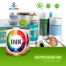 water based plastic flim ink