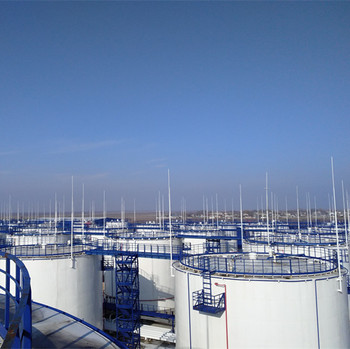 high level Liquid hydrocarbons plc automation SCADA solution for oil and gas company