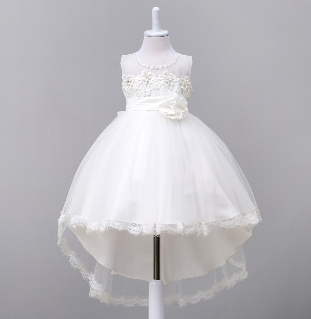 Baby Girls Party Wear Dress/ Baby 2-10 Year Old Party Dress/ Newborn ...